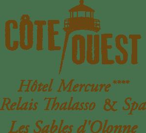 cote ouest logo marron 300x273