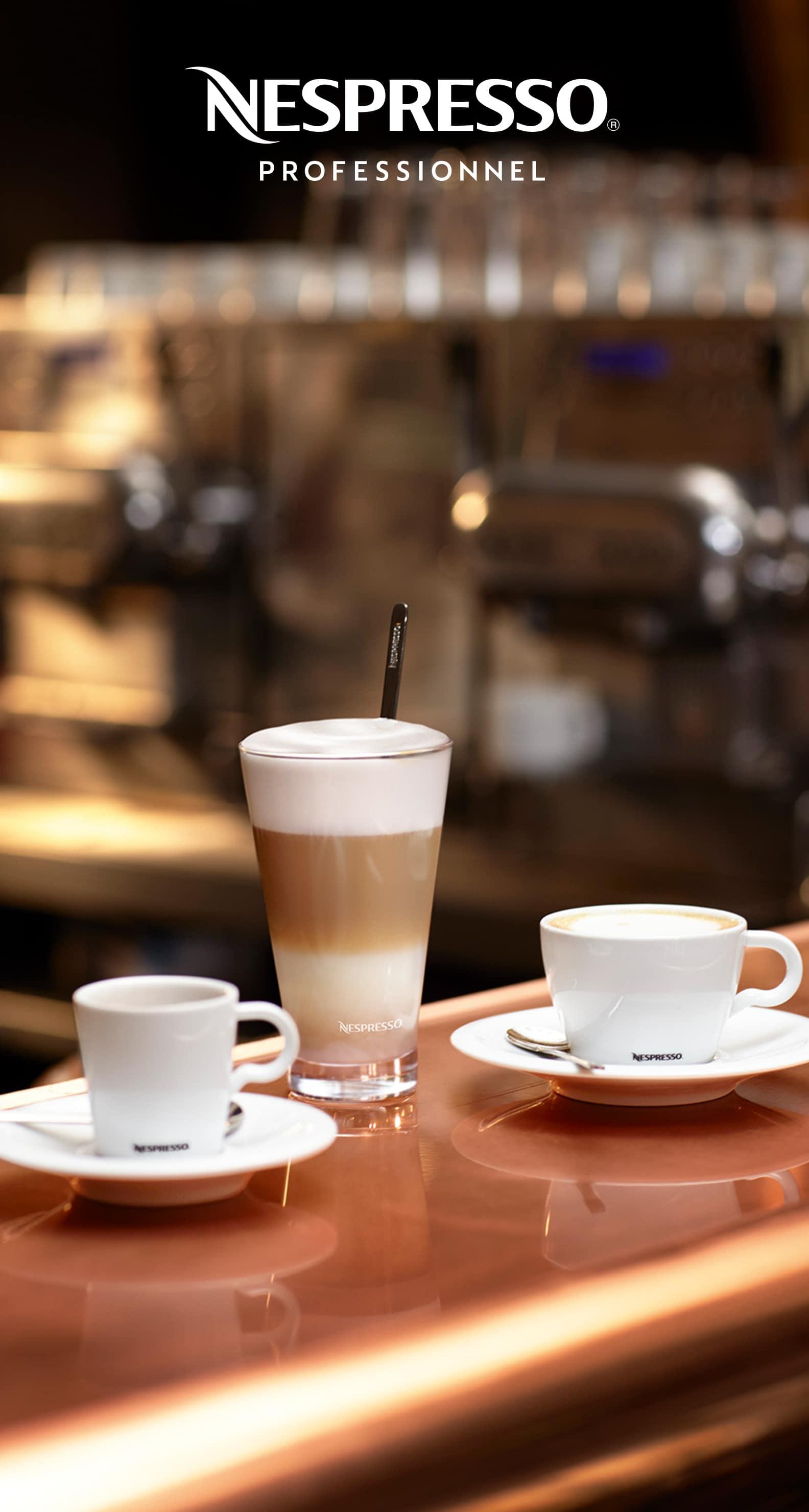 Nespresso Professionnel vous invite à Equip'Hotel