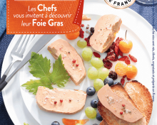 2ème semaine nationale du Foie Gras : l'excellence au menu des meilleurs chefs de France ! !