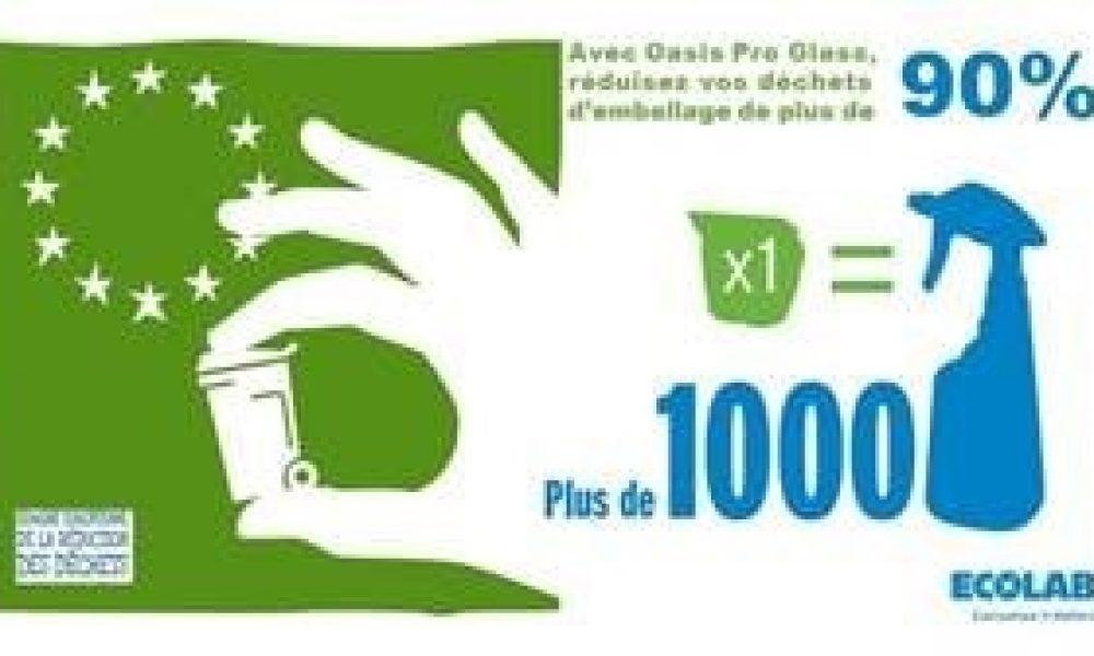 La solution Oasis Pro Glass et tous ses avantages