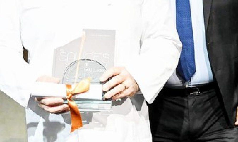 Thierry Henriot, ambassadeur du foie gras