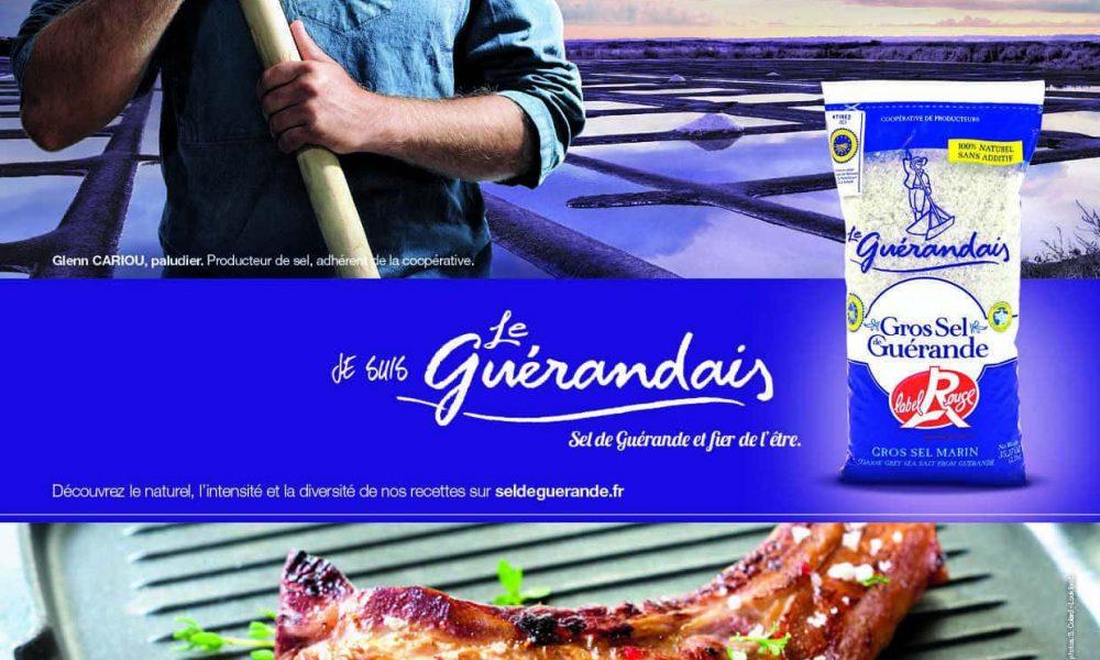 Le Guérandais, toutes les nouveautés d'un sel authentique!