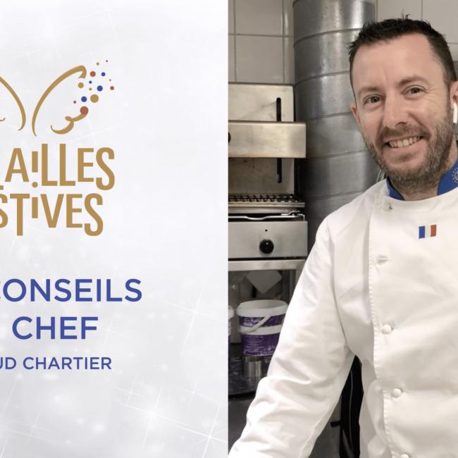 Volailles Festives : La cannette selon Arnaud Chartier