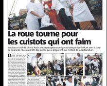 La Roue tourne à Nice avec Les Toques Brûlées et Euro-Toques