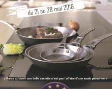 Euro-Toques fête la 6ème édition de «Tables en Scène»