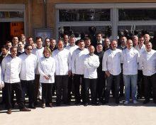 La Franche Comté reçoit ses chefs