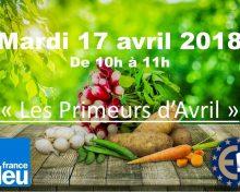 17 avril 2018 – L'Assiette Savoyarde, on cuisine ensemble …