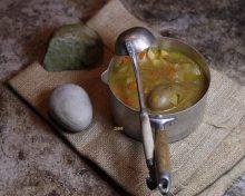 La Tradition de la Soupe au Caillou