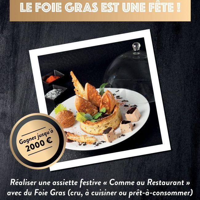 Challenge Foie Gras 2021 : inscriptions ouvertes