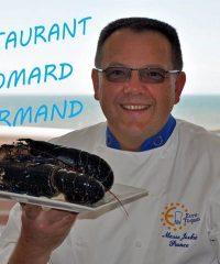 "Hôtel La Terrasse Restaurant ""Le Homard Gourmand"""