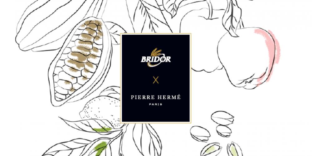 Bridor & Pierre Hermé Paris, une collaboration unique et créative
