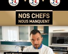 La web-série gourmande  … épisode 3