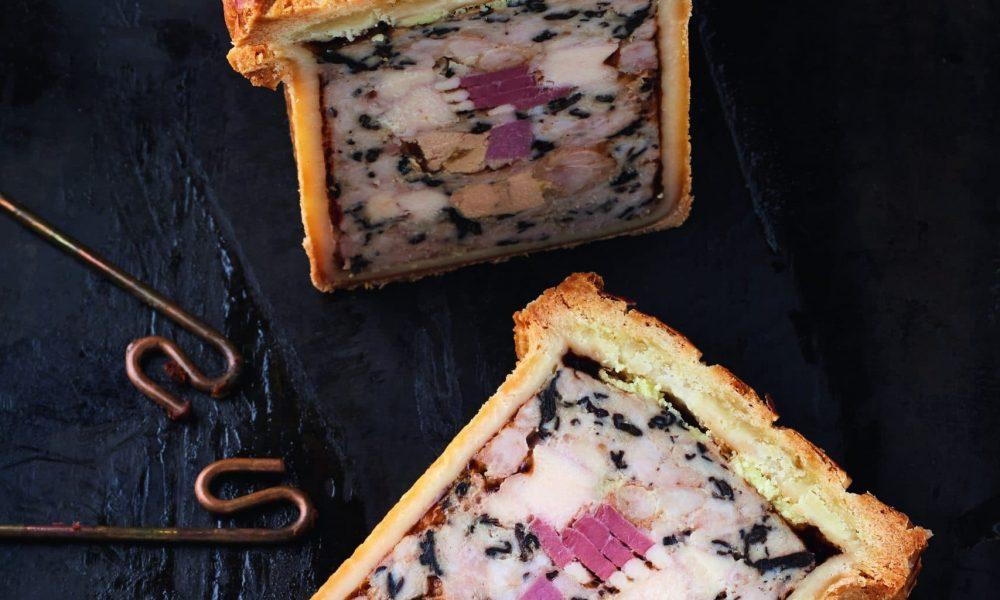 Pâté en croûte «Élysée» au gibier de Chambord