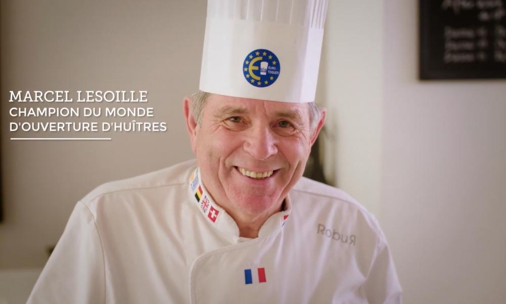 Marcel Lesoille nous parle des cagettes en bois