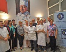 Les chefs Euro-Toques forment les lycéens de Dumaine