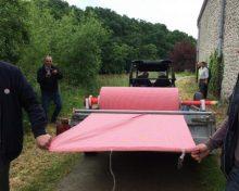 La Mayenne déroulera la plus grande nappe du monde le 14 juillet