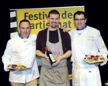 Les chefs Bretons au Festival de l'Artisanat 2017