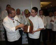 Jason Nicoviotis remporte le Trophée Marcel Le Servot !