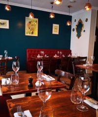 IODÉ Restaurant Marin