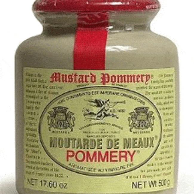 La moutarde de Meaux