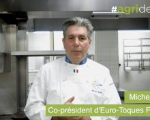 Michel Roth nous parle de l'agriculture