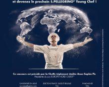 Participez à ce concours unique au monde et devenez le prochain S. PELLEGRINO® Young Chef !