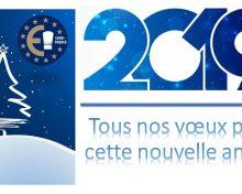 Tous nos Vœux pour cette Nouvelle Année