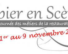 La Semaine du « Gibier en Scène » Du 1er au 9 novembre 2014