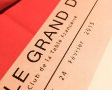 Grand Dîner du Club de la Table Française