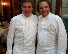 Nicolas Sale et Michel Roth au Ritz Paris : un très bel exemple de passation