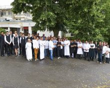 Quimper. Un concours culinaire mêle apprentis, professionnels et amateurs