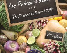 «Les Primeurs d'Avril» – 1ère édition – du 27 mars au 3 avril 2017