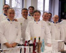 Réunion Régionale Euro-Toques France – Grand Est Lundi 9 janvier 2017 – Académie des Chefs à Metz