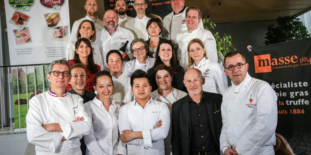 La 15ème édition Trophée Masse du foie gras poursuit sa route des sélections